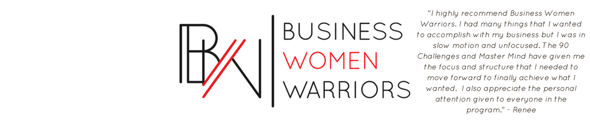 Business Women Warriors